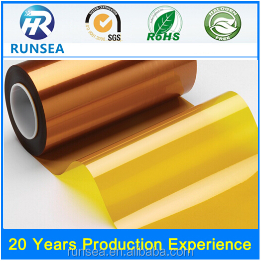 polyamide film / 12.5micron polyimide film / heat resistance PI film