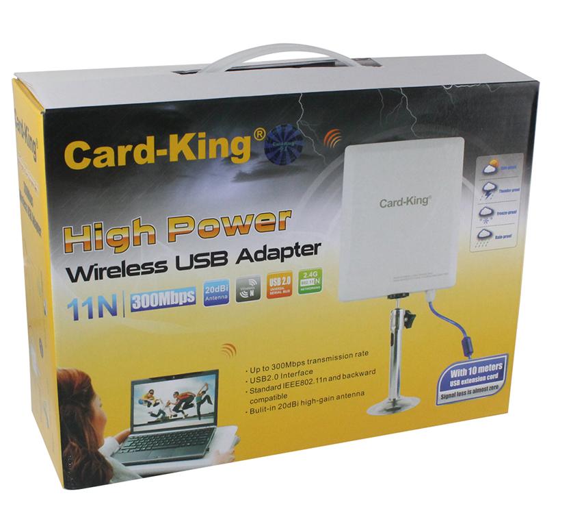 Card King Kw 3016n Long Range Indoor Outdoor Usb Wifi