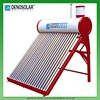 Frame Evacuated Vacuum Tubes Solar Water Heater Collector