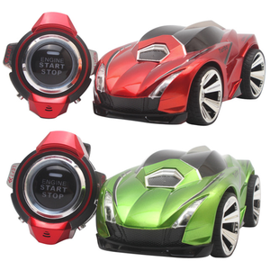 Intelligence Watch Remote Control 6 colors Optional Voice Control Watch RC Car for Children Gift Creative TOY