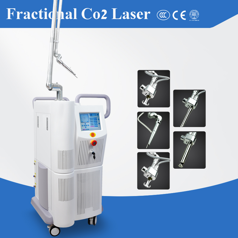 Fractional co2 laser machine voor kliniek/salon/spa