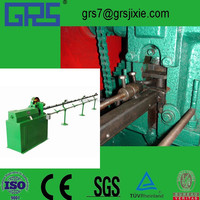 Steel Wire Rods Straightening Cutting Machine/Steel Bar Making Machine