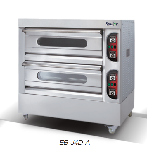 4 Trays luxurious digital control electric oven