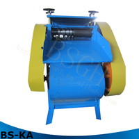 BS-KA On Promotion!!! Rope Plastic Spools For Wire Electrical Cable 10mm Wire Stripping Machine