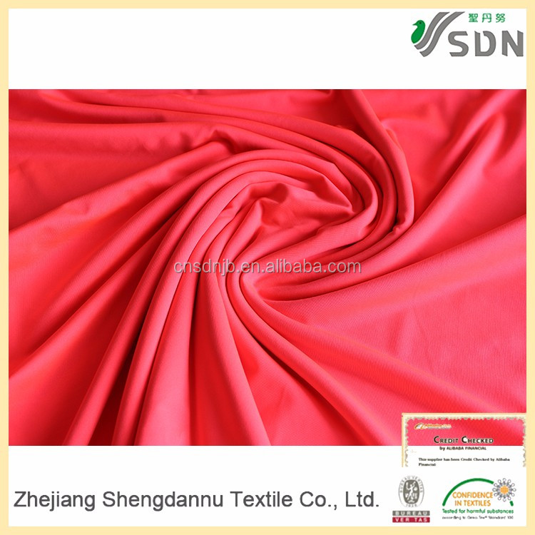 SDN-65B015 poly dupion fabric fabric for sale