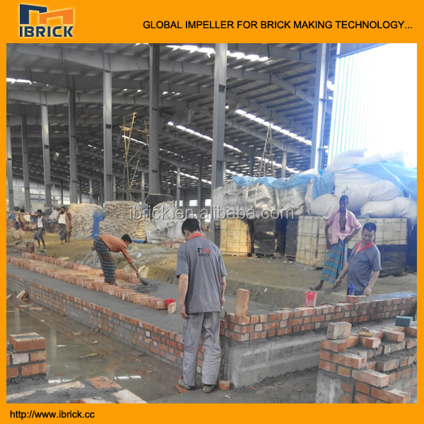 Full Automatic Brick Manufacturer Making Machine Big Capacity ...