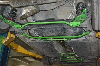 Vw Golf Mkvii 7 Front Strut Bar Under Brace Anti Roll