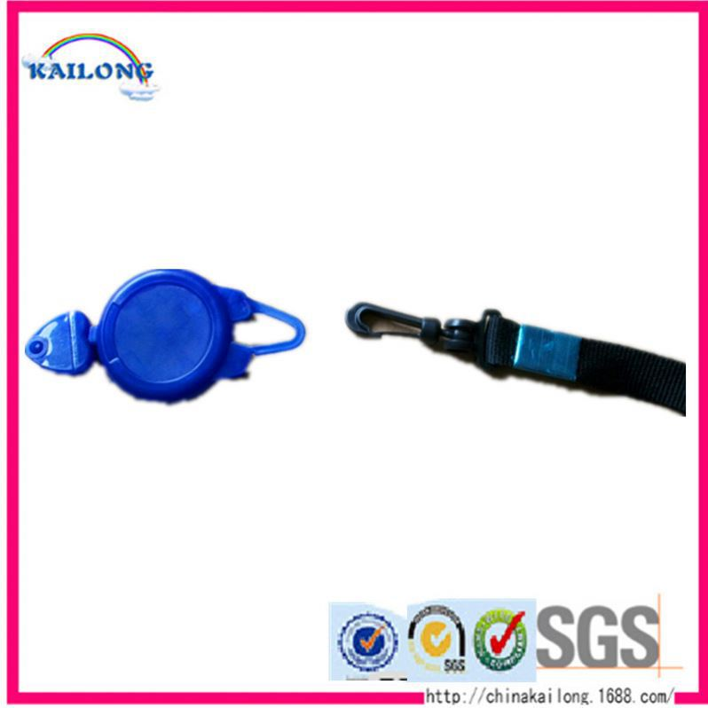 China Wholesale Steel Cord Id Badge Retractable Reel