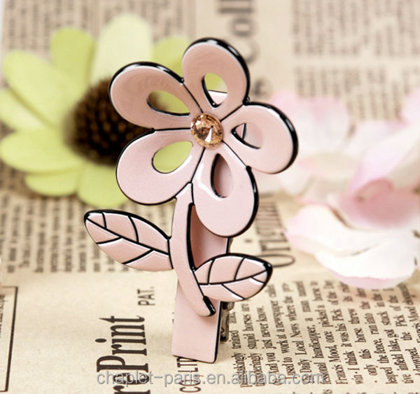 Wholesale Popular Flower Hairpin Hair Grip From China