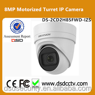 New Orignal Hikvision DS-2CD2H85FWD-IZS 8 MP H.265 WDR Motorized Lens 2.8-12mm CCTV Camera