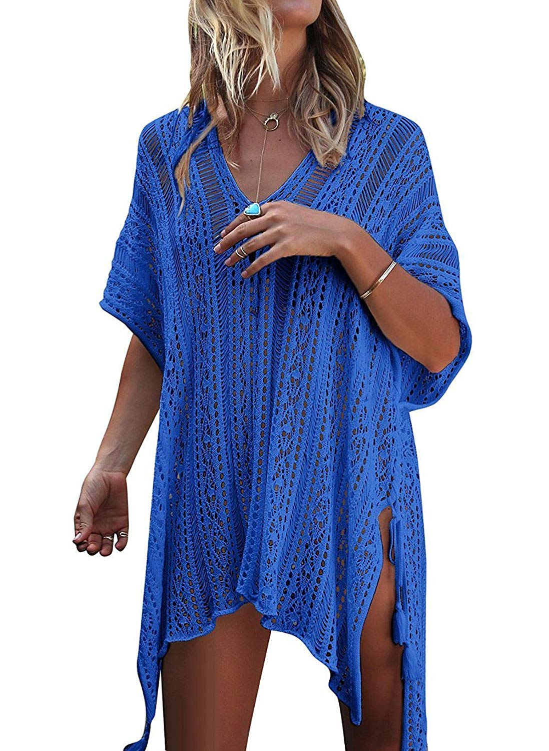 4be40a9a3ee94 Buy Simplicity Swimsuit Cover-Up Dress in Smooth Stretch Fit