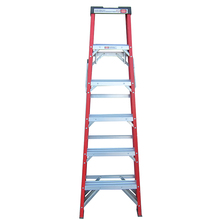 A frame anti-skidding good quality attic ladder
