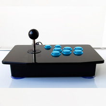 USB <span class=keywords><strong>Arcade</strong></span> Joystick Stick voor <span class=keywords><strong>xbox</strong></span> <span class=keywords><strong>360</strong></span> voor PC voor Android voor raspberry pi 3 <span class=keywords><strong>Arcade</strong></span> Stick DIY Kit