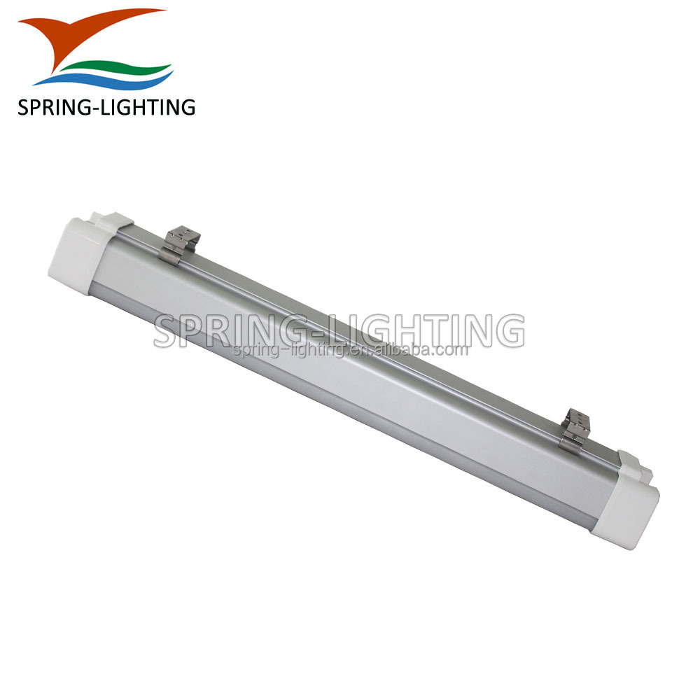 UL cUL listed led tube light 40w tri-proof industrial outdoor lighting fixture