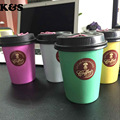 Lucio 8pcs Lot original package rare Coffee Cup squishy Wholesale Cute Jumbo Squishy cell phone Strap