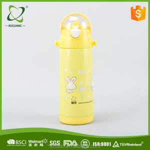 china thermos vacuum flask feeding baby bottle with caps