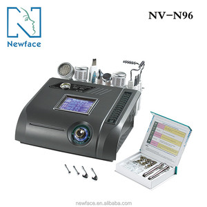acne treatment wrinkle removal device skin care device 6 functions diamond microdermabrasion machine 6 in 1 NV-N96