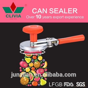 jar closer / tray sealer machine/glass jar vacuum sealer machine
