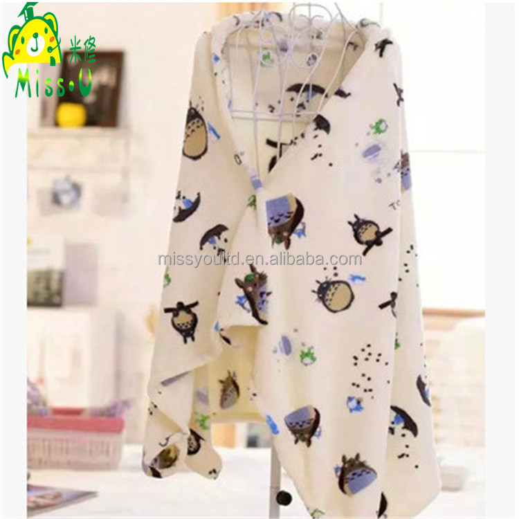 Direct Manufacturer Totoro Plush Cloak wholesale