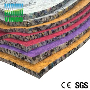 Noise Barrier Waterproof Soundproofing Carpet Underlay