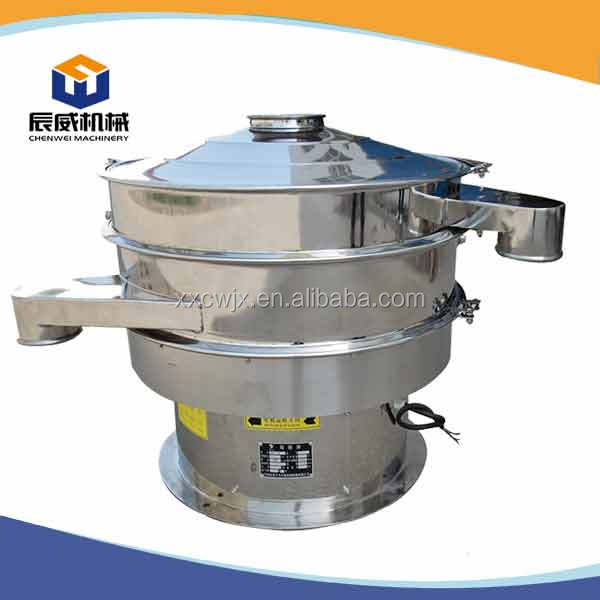 vibratory screener system for powder metallurgy sifter machine manufacturer