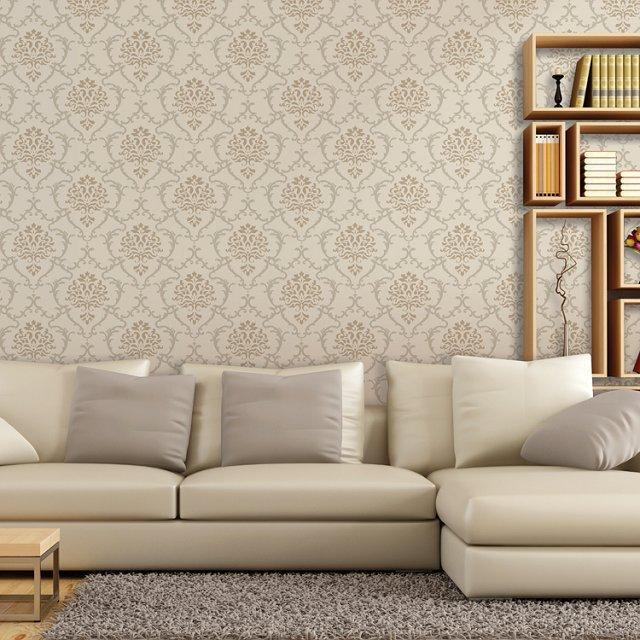 Dekorasi Ruang Tamu Wallpaper Yang Akan Dicat Dengan Kualitas Tinggi