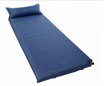 Self Inflating Matras : Groothandel 2 inch dikke lichtgewicht spliced zelfopblazende kamp