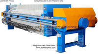 Leo Filter Press Automatic Sugar Plant Membrane Filter Press