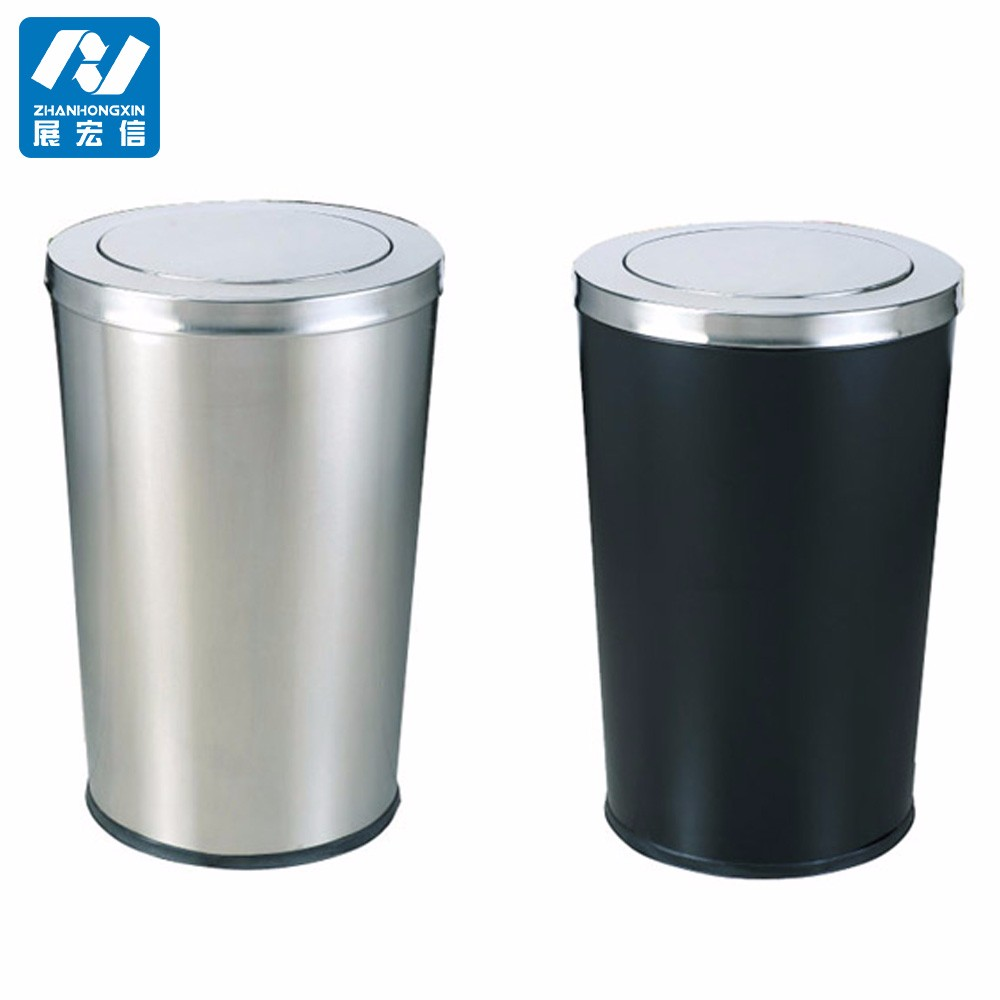 small office paper bin hotel room waste bin