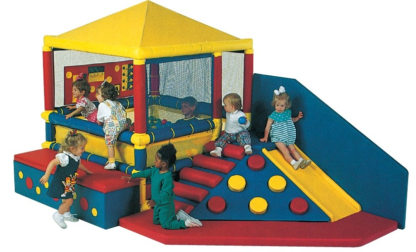 Soft Play Ball Pool Kids Indoor Playground Equipment