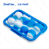 Custom Ice Cube Tray Silicone With Lid Sofe Silicone Easy Release Wholesale