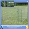 Chain link roll and galvanize wire dog cage