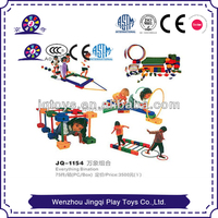 2017 kid cheap plastic sports items for sales
