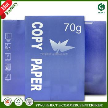 Epaper 70g 75g 80g A4 Size Copy Paper