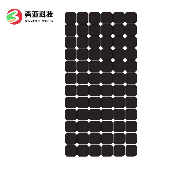 monocrystalline solar cell silicon wafer for concentrated photovoltaic
