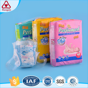 Superior quality cotton wholesale cheap price baby diaper