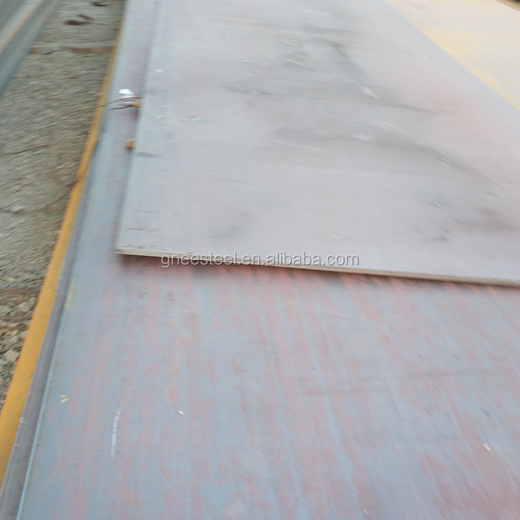 A537CL2 boiler steel plate hot rolled steel coil
