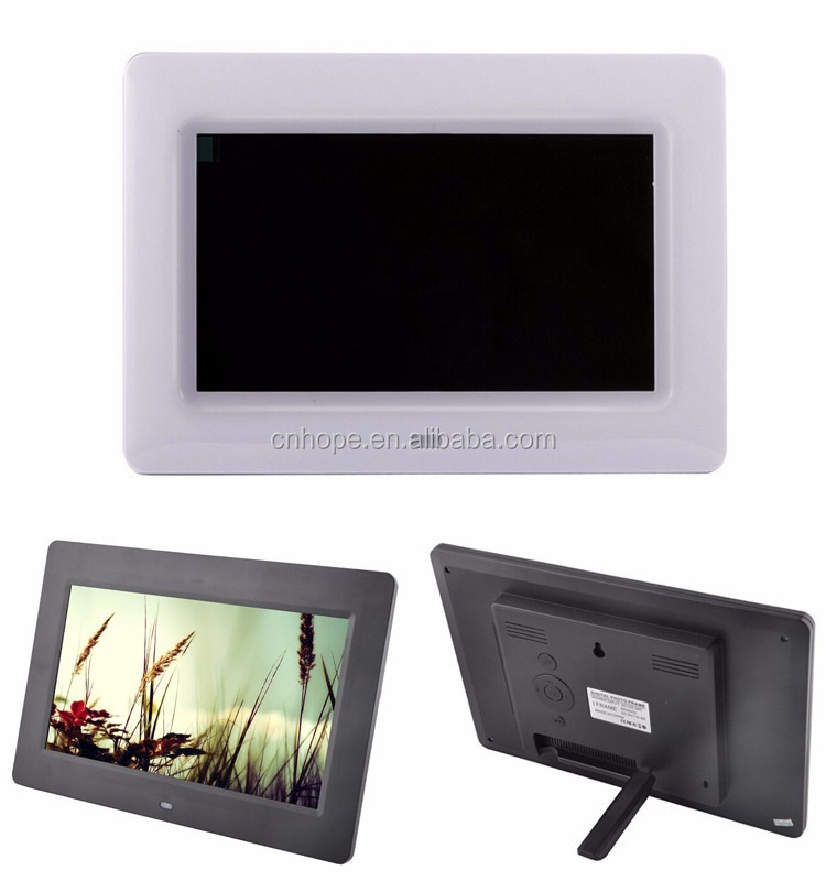 10 Digital Photo Frame Picture Slideshow Target Media Player - Buy ...
