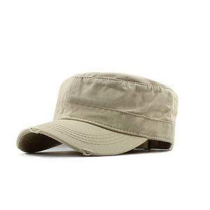 d2bca259c8f New style vintage blank sun visor flexfit cap wholesale custom military caps  hats men