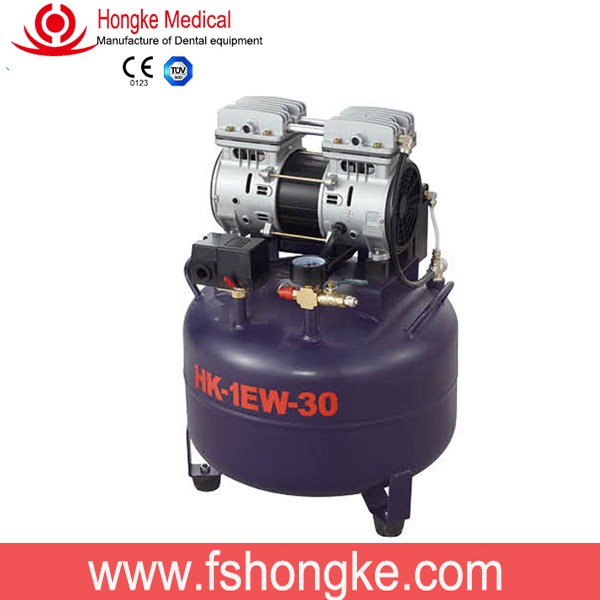 hot sale top quality CE approved oil free dental puma air compressor
