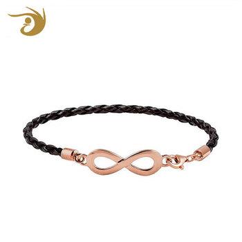 Rose Gold Bracelet Costume JewelleryBoy And Girl Friendship