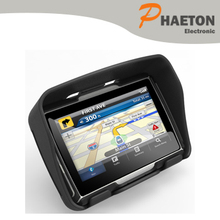 4,3 Inch Tragbare Auto GPS-Navigation FERNSEHAPPARAT FM Bluetooth FM Empfänger Wince 6,0 <span class=keywords><strong>ARM</strong></span> Cortex A7 800 MHz 128DDR3 8 GB
