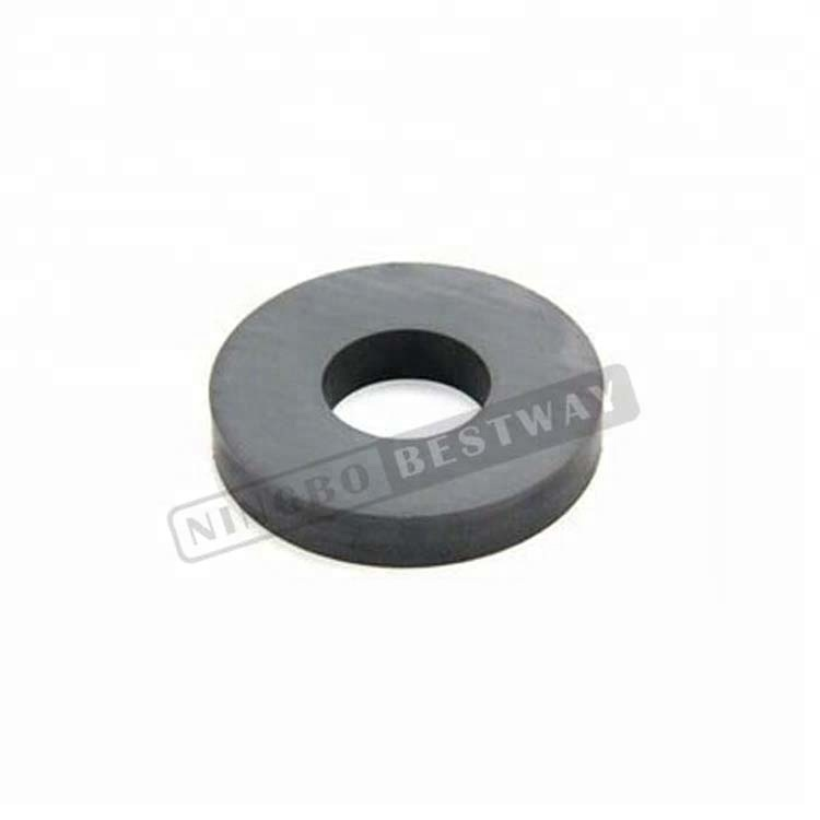 d100 x d50 x 12mm Y30BH ferriet ring magneet