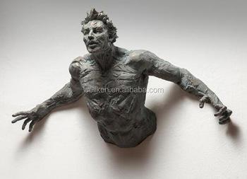how to make 3d hand sculpture