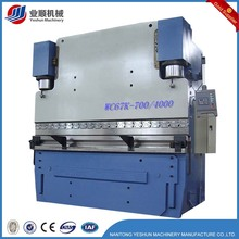 round/square tube plate press bending metal machine