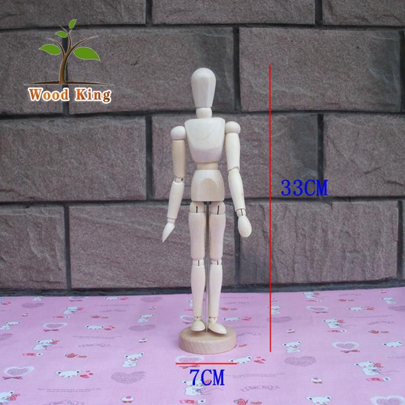12 Gemeinsame Bewegliche Nackte Puppe Körper Afrikanische Mädchen Modell Puppen & Zubehör