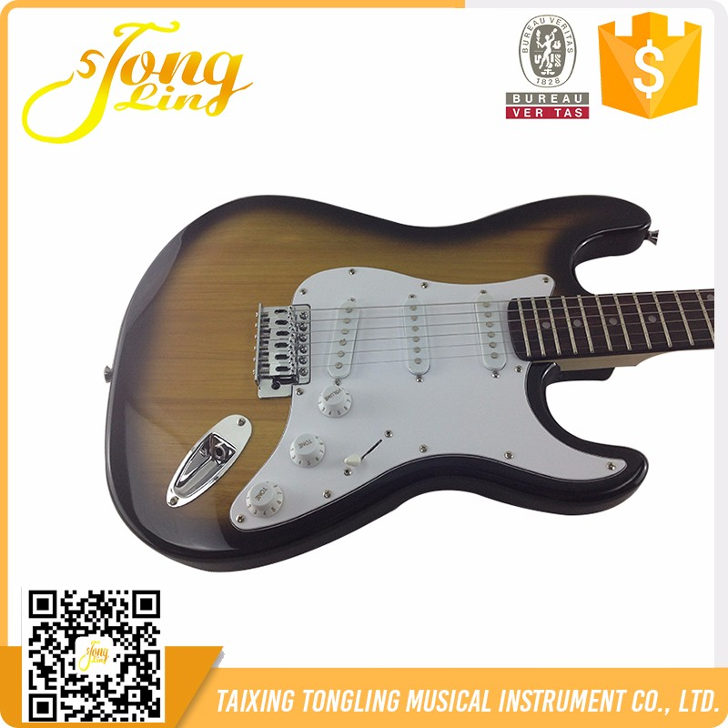 Made In China In Stock 7 string electric guitar