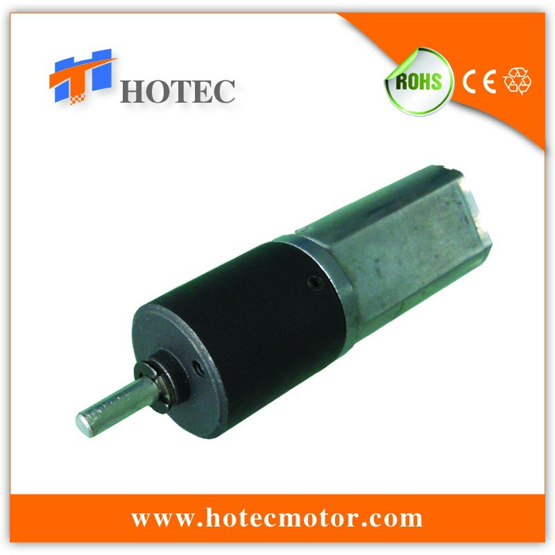 16mm diameter gearbox 3mm shaft pmdc 3V low rpm DC gear motor planetary