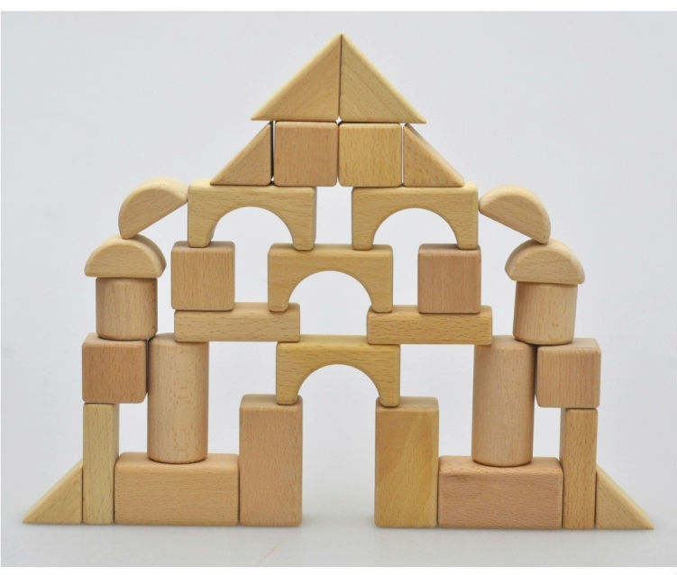 House Building Block Game