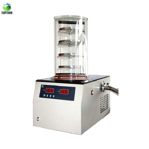 TOPTION Vaccum freeze dryer for Laboratory TOPT-10D